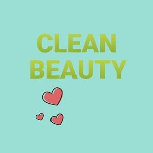 Other - Clean beauty 💖